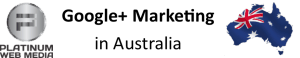 Google Plus Marketing Australia