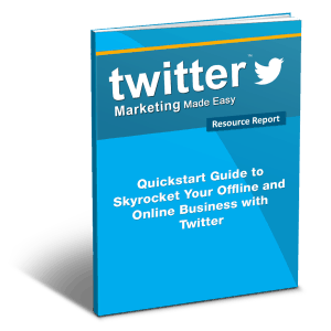 Twitter Resource Report