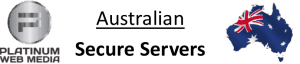 secure server hosting available in australia