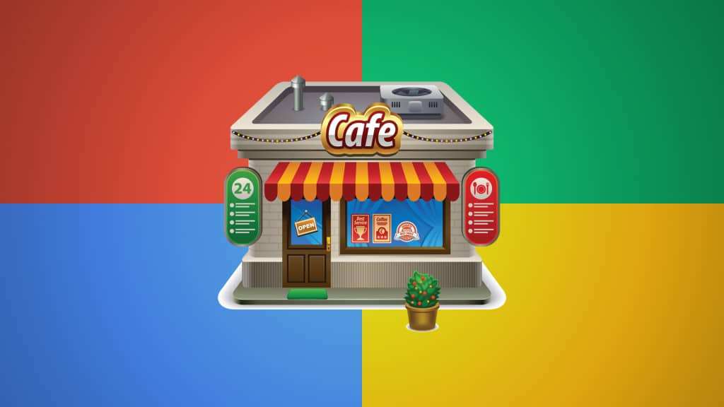 Cafe Business On Google My Business
