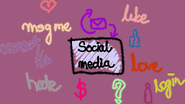 social-media-flat-images